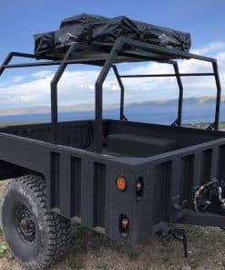 M11 Adventure Camper, Cargo Trailer & Toy Hauler