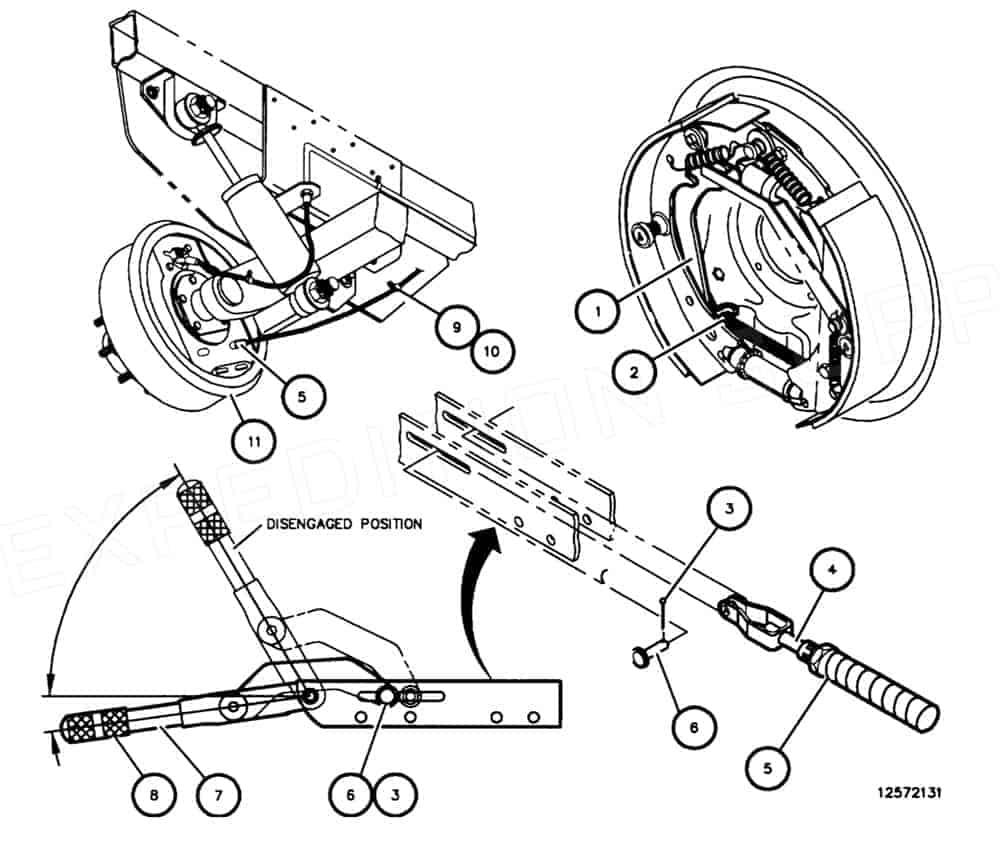 M105 Trailer Wiring Diagram : M wiring harness ford windstar headlight